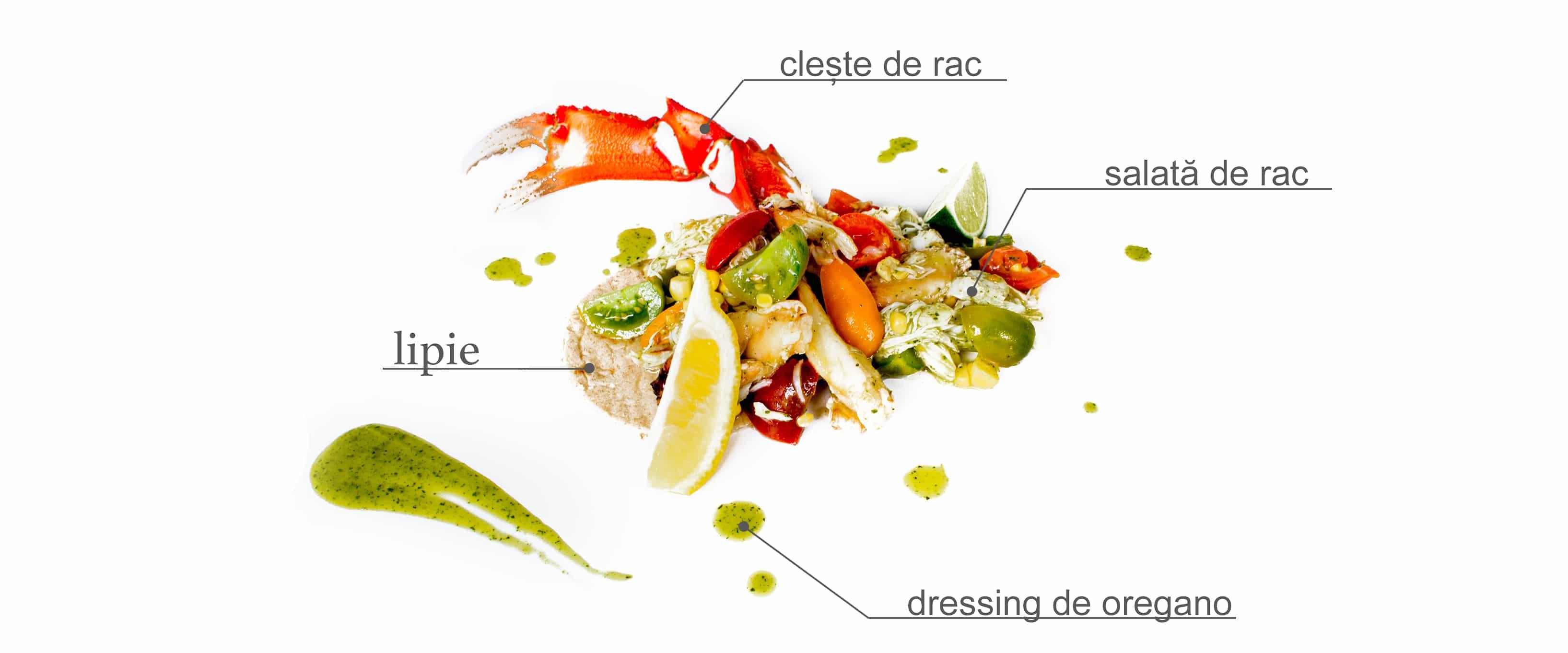 salata de rac